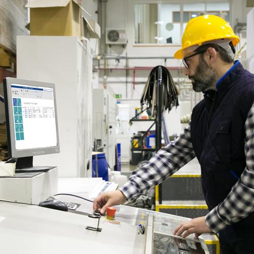 DEMO Global Shop Solutions - Especialistas en ERP Manufactura